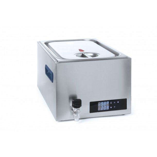SousVideTools® 28 Liter Vandbad m. Tappehane