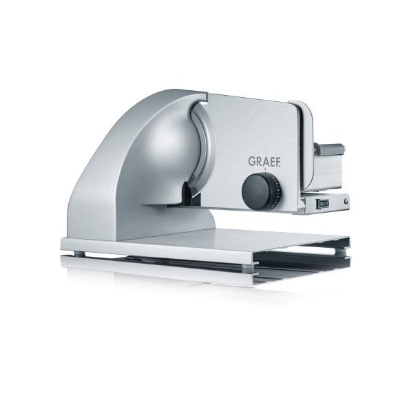 Graef Pålægsmaskine Stål SKS900 (Slicer)