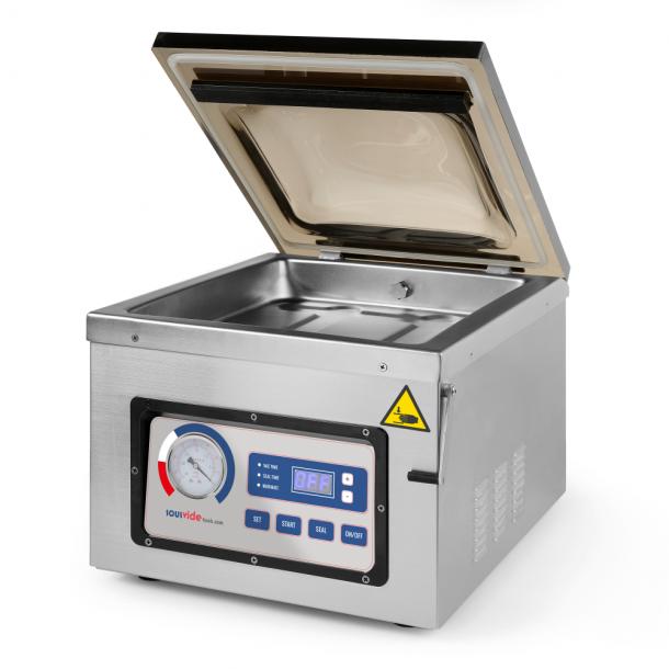 SousVideTools® Fresco 300 Kammer Vakuumpakker